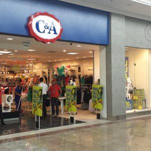 Fachada do cliente C&A Arapiraca