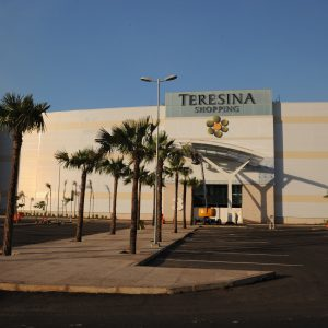 Fachada do cliente Teresina Shopping