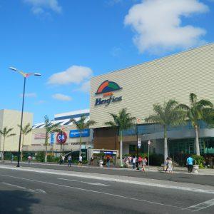 Fachada do cliente Shopping Benfica