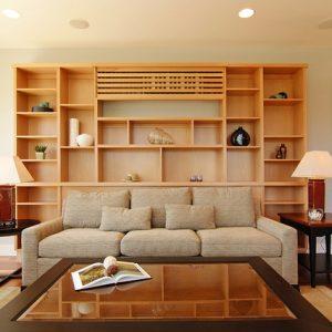 Ambiente decorado - sala