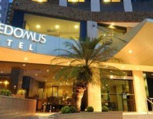 Fachada do cliente Maredomus Hotel