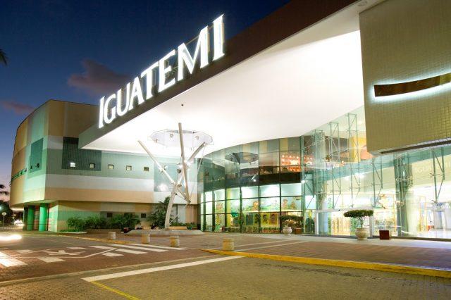 Fachada do cliente Iguatemi Fortaleza