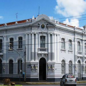 Fachada da Secretaria da Fazenda no Ceará
